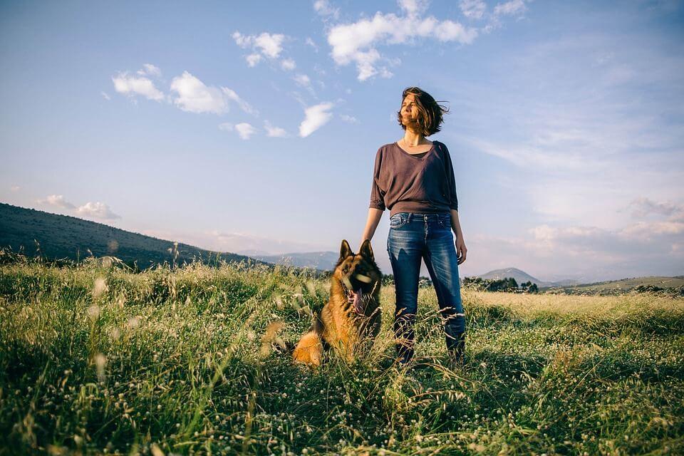 Les bienfaits du chien sur la santé