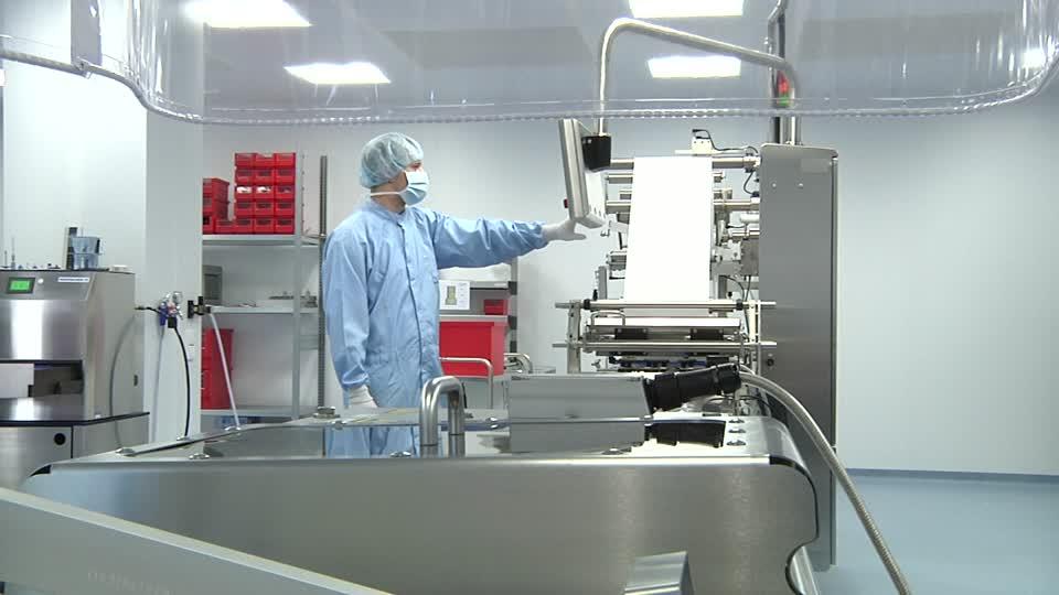 L'importance de l'ultra propreté dans le secteur médical